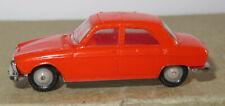 K old made in france 1966 micro norev oh 1/87 peugeot 204 orange #532
