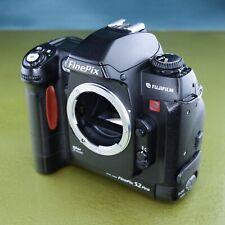 FUJIFILM FINEPIX S2 PRO camera body, Nikon bayonet digital FUJI #24L30377 ☆☆☆