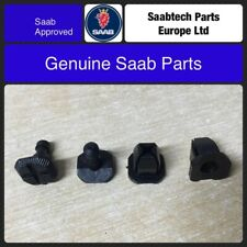 Pair Of Genuine Saab 9-3 Battery Cover Clip Rivets, 2003-2012 12792092