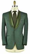 NEW KITON BLAZER 100% SILK 38 US 48 EU DROP 9R USK 625 TUXEDO