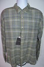 JOHN VARVATOS STAR USA Man's Casual Stretch Shirt NEW  Size X-Large  Retail $149