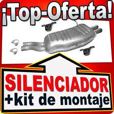 Silenciador Trasero BMW 3 E46 320 325 330 1999-2005 Escape EHH