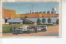 Intra Mural Bus at Hall of Science World's Fair Chicago  IL ILL