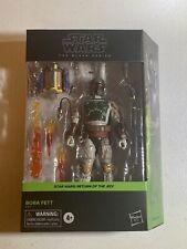 Hasbro Star Wars: the Black Series Boba Fett Figure