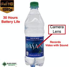 1080P Full HD Hidden Water Bottle Spy Camera DVR DV 30 Hours Battery Audio