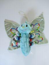 ♥♥ Ancienne Peluche Chenille Papillon Lots a lots a Leggggggs 1984 Vintage 32 Cm