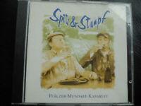 SPITZ  &   STUMPF   -   PFÄLZER   MUNDART  KABARETT   ,   CD   1999