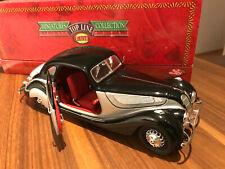 "GUILOY BMW 327 Coupè ""1937"" (schwarz/silber/rot) 1:18 DieCast OVP"