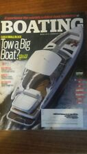 Boating Magazine ~ 6 Back Issues ~ New, Never Read ~ 6/2013 thru 1/2014