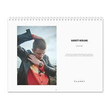 Flaunt Garrett Hedlund 2021 Wall Calendar