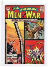 DC Comics All American Men Of War #98 VG/F- 1963