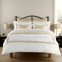 Christy Coniston Single Flat Sheet 100% Cotton Sateen 300TC