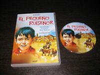 Il Piccolo Usignolo DVD Joselito Lina Canalejas Luis Induni Mario Berriatua