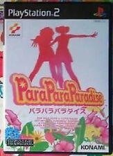 PS2 Para Para Paradise Japan