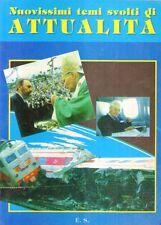 A28 Nuovissimi temi svolti di attualità 1998