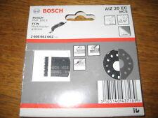 1 x Sägeblatt für Bosch PMF 180 E + Fein Multimaster AIZ 20  EC HCS . 10 mm Loch