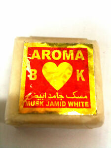 *MUSK JAMID* Sensual Solid Perfumed Cubes x 2 - Red Jamid - New Heavenly Aroma