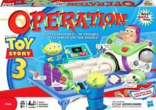 TOY STORY 3 Buzz Lightyear Operation Game DISNEY PIXAR 2009 Hasbro