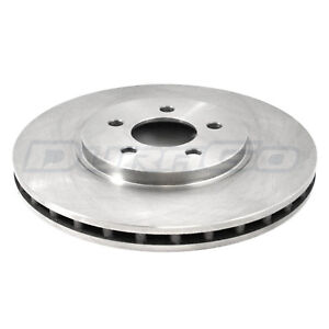 Disc Brake Rotor Front IAP Dura BR54087 fits 94-01 Ford Mustang