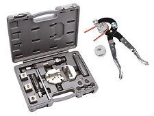 Mobiles hydraulisches Bördelgerät für Bremsleitungen + Rohrbiegezange Biegezange