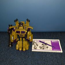 Transformers Animated Swindle complete w/instructions