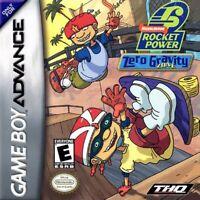 Nintendo GameBoy Advance Spiel - Rocket Power Zero Gravity Zone Modul mit Anl.