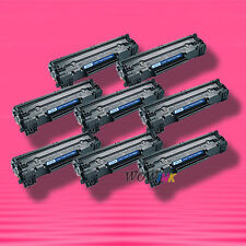 8 Non-OEM Alternative TONER for HP CE285A 85A LaserJet P1102 P1102w P1109w M1130