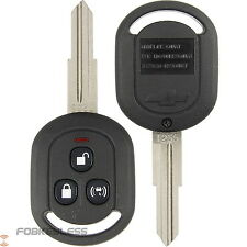 New 2009 -2010 Pontiac G3 3 Button Remote Key