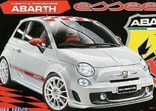 Carrosserie 1/10 Fiat Nuova 500 type Abarth pour 1/10 explosion largeur 200mm