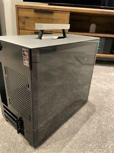 Lian-Li PC TU150WA Aluminium Mini-ITX Case - Silver Window