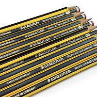 5-50 Staedtler Noris Pencils - HB - School Pencils Art Drawing Sketching Pencil
