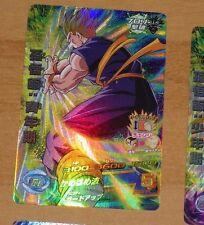DRAGON BALL Z DBZ DBS HEROES CARD PRISM HOLO CARTE H7-CP3 CP MADE IN JAPAN NM