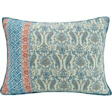 NEW Jessica Simpson Salina Quilted Printed STANDARD Pillow Sham