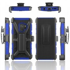 Samsung Galaxy S9  Cover Case with Kickstand and Holster