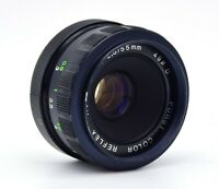 Porst Auto Color Reflex 2.8 55mm M42 Objektiv Lens (A-438)