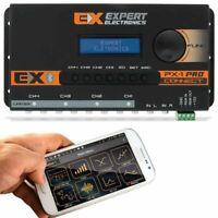 Banda Expert Electronics PX1 Connect Digital Audio Processor Equalizer Crossover