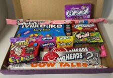 American Candy - Mega Box - Party Gift Box - USA Sweets - Premium USA Sweets