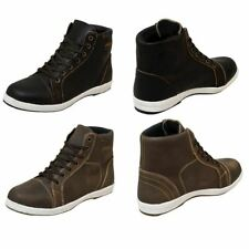 Armr Nikko Casual Motorcycle Boots Brown Black Waterproof Motorbike Shoes New