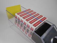 6 Deck Blackjack Dealer Shoe & 6 New Decks of Bicycle Playing Cards