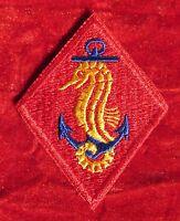 13039 WW 2 USMC US 4th Marine Division  Patch R5A