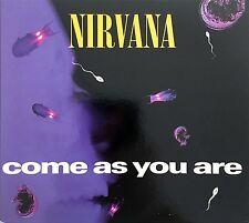 Nirvana Maxi CD Come As You Are - Digipak - England (EX/M)