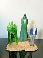 DC Kingdom Come Green Lantern, The Spectre, and Norman MaKay Statue~