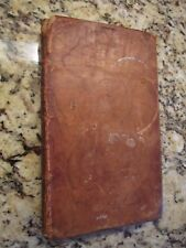 Rare, Crime & Punishment, 3rd Edition, 1770, formerly owned by Thomas H. Battle!