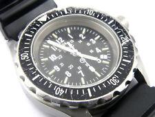 Men's MWC gtls TRIZIO Militare Commando orologio - 300m