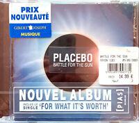 Placebo CD Battle For The Sun - Europe (M/M - Scellé)