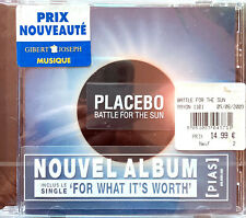 Placebo CD Battle For The Sun - Europe (M/M - Scellé)