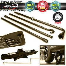 For Ford F150 (04-14 ) Spare Tire Lug Wrench Tool Kit With Scissor Jack Genuine