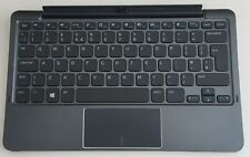 Dell K12A UK Keyboard for Venue 11 Pro 5130 7130 7140 (Working - No Battery)
