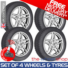 "16"" BMW 1 Series F20 - 2010 - 2018 Alloy Wheels & Goodyear Winter Tyres + TPMS"