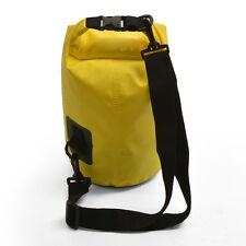 5L Waterproof Nylon Dry Bag For Canoe Floating Boating Kayaking Swimming Camping